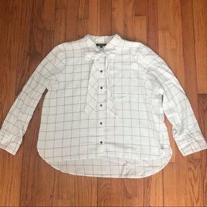 Madewell Checked Shirt